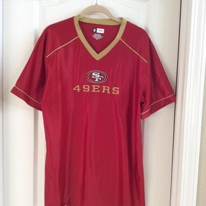 Men's San Francisco 49ers Jersey